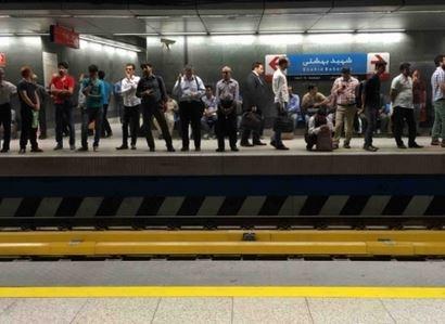 افزایش ساعات کار مترو تهران با آغاز نمایشگاه قرآن