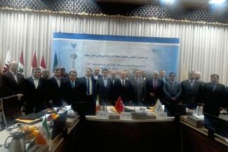 ایران میزبان مدیران راه آهن خاورمیانه و اروپا