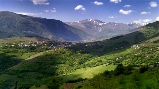 Ramsar: A beautiful town in north of Iran