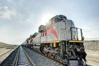 یک شرکت فرانسوی مهندس مشاور راهآهن «اتحاد» شد