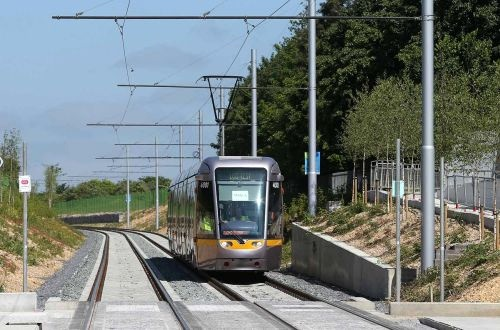 Testing begins on Dublin Cross-City Line