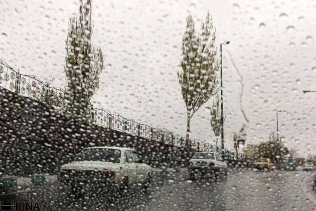 سامانه بارشی سهشنبه وارد کشور میشود