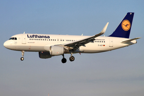 Lufthansa increases Glasgow to Munich service