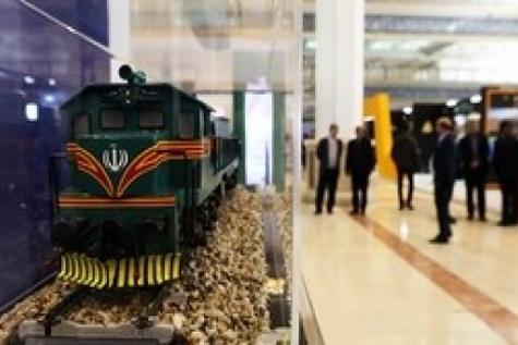 ◄ راهآهن غرفه برتر نمایشگاه بینالمللی راهسازی