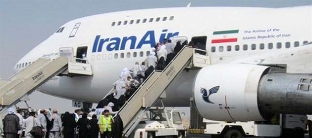 اعزام بیش از 14 هزار حاجی از فرودگاههای کشور تا پایان امروز