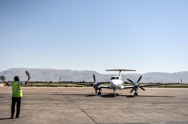 تجهیزات FIS هواپیمای «فلایتچک» دوم وارد کشور شد