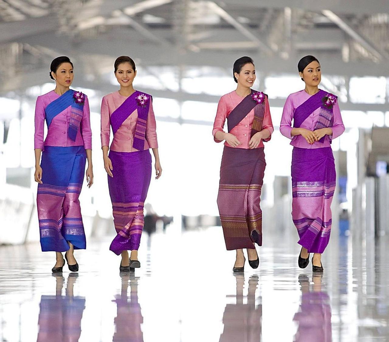 تای ایرویز (Thai Airways)، تایلند