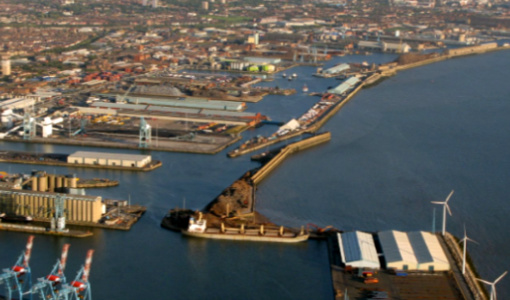 Port of Liverpool offers 'clean fuel'