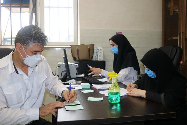 واکسیناسیون بیش از 4 هزار راننده ناوگان حملونقل درونشهری قزوین