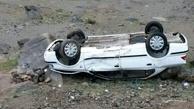واژگونی سمند در آذربایجانشرقی ۲ کشته بر جا گذاشت