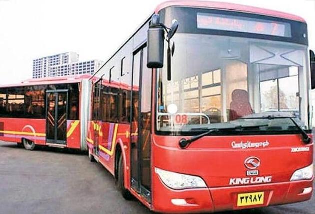 ۲۰۰ دستگاه اتوبوس نو وارد چرخه حمل و نقل تهران میشود