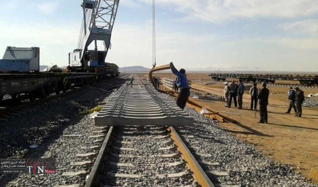 آخرین وضعیت راهآهن دورود - خرمآباد / پیشرفت ۱۰ درصدی پروژه