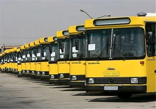 ۵۹ دستگاه اتوبوس فرسوده امسال از رده خارج شدند