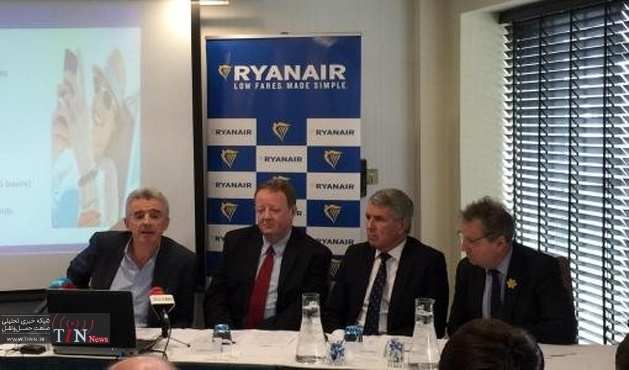 Ryanair introduces new routes from Belfast International Airport, Northern Ireland