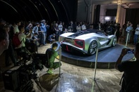 Lotus unveils first all-electric British hypercar