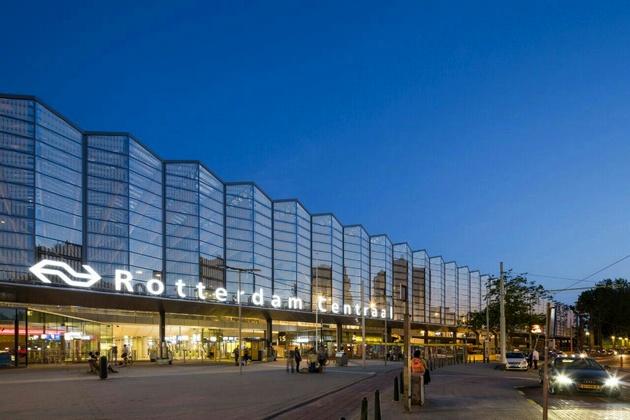 با یکی از مهمترین مراکز حمل و نقل هلند آشنا شوید