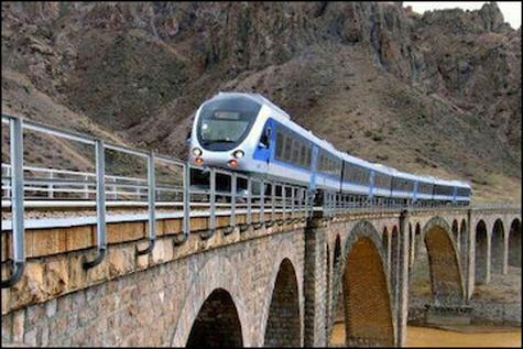 راهاندازی آزمایشی قطار اتوبوسی سلماس – تبریز