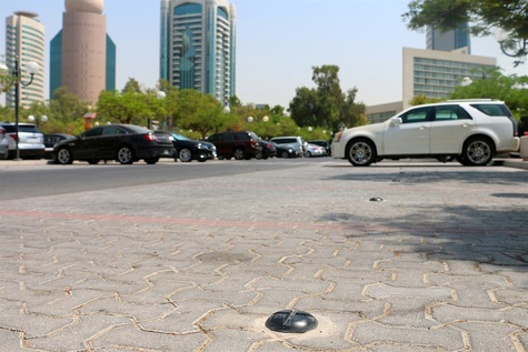 Nedap sensors inform Dubai's smart parking project