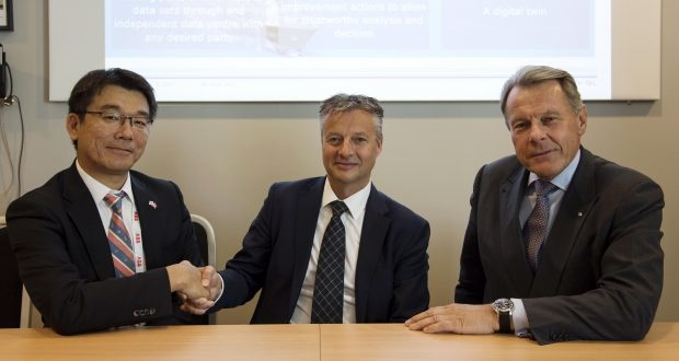 DNV GL, NYK to unlock the potential of maritime data