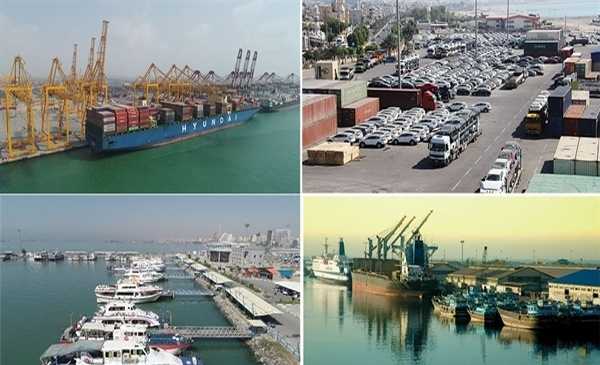 رونق بهاری صادرات غیرنفتی در بنادر هرمزگان