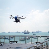 Wilhelmsen Launches Shore-to-Ship Drone Delivery Pilot Project in Singapore