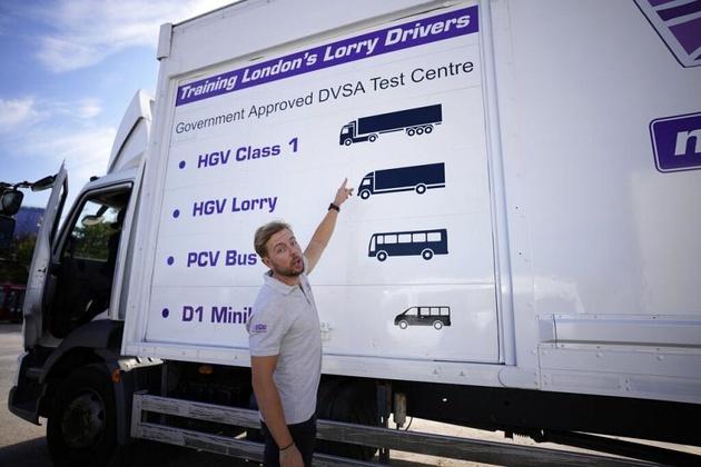 اروپا با کمبود ۴۰۰ هزار راننده کامیون مواجه است