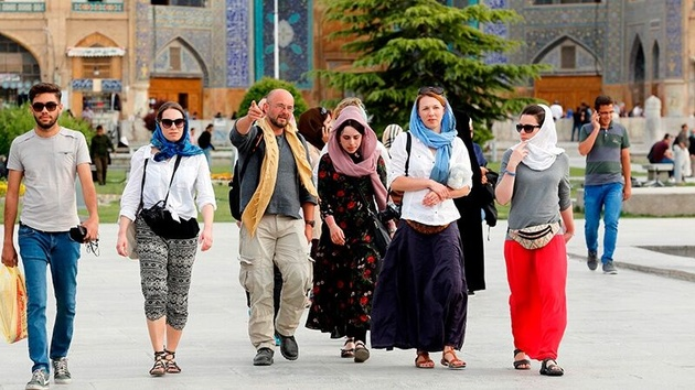 Iran's tourist arrivals grow to over 8 million: Minister