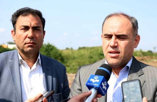 افتتاح دو پروژه فرودگاهی در رشت
