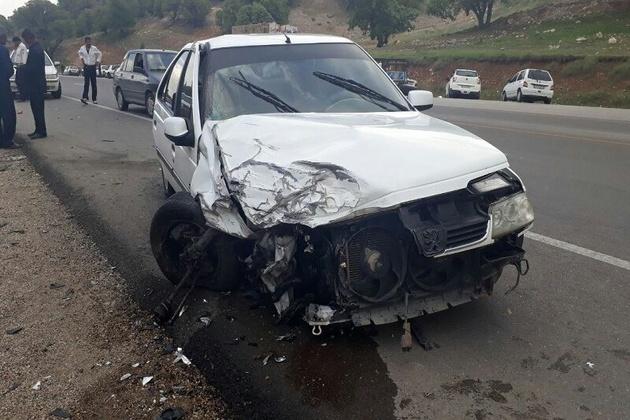 حادثه رانندگی در آزاد راه پل زال هفت مجروح داشت