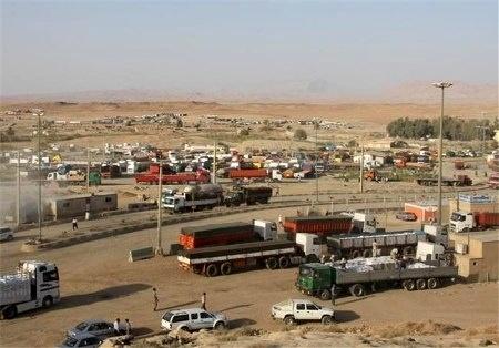 تکذیب بسته بودن مرز پرویزخان به روی کامیونداران