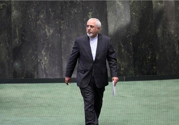 """""""ظریف"""" هقته آینده به مجلس می رود"""