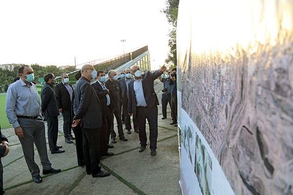 از باغ راه حضرت فاطمه زهرا(س) تا پروژه احداث بزرگراه شهید شوشتری