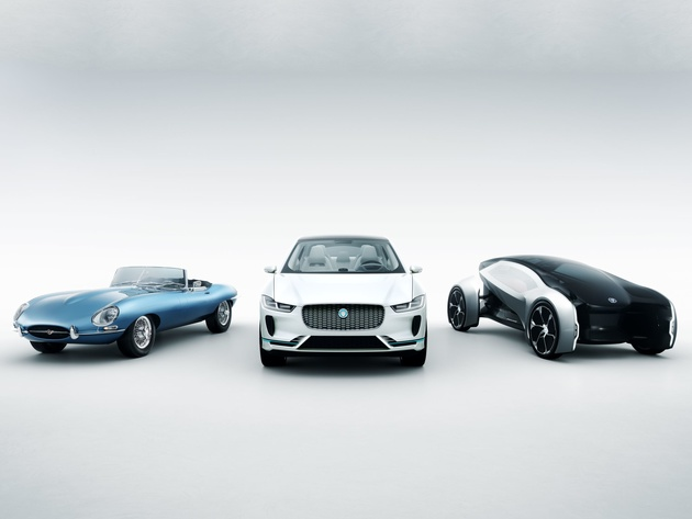 Jaguar Land Rover to roll-out electric and hybrid cars from 2020