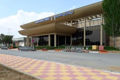 پایان عملیات رفت پروازهای حجتمتع در فرودگاه همدان