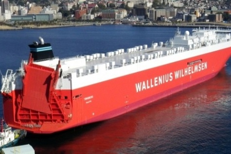 Wilhelmsen and Wallenius one step closer to merging jointly owned investments
