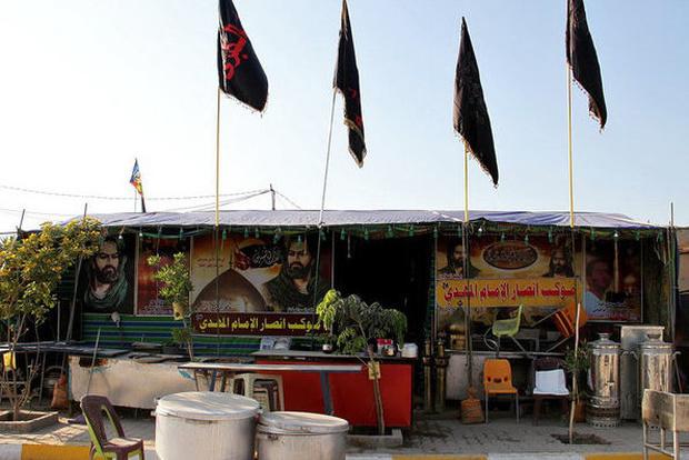 مواکب در مرزهای خوزستان در اربعین امسال فعالیتی ندارند