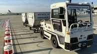 Air France conducts world first test of self-driving baggage tractor