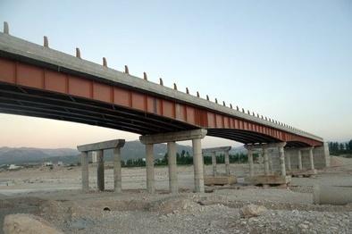 پل سوم بشار یاسوج مسدود است