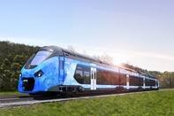 French government supports hydrogen train project