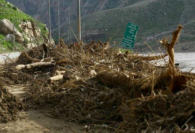 هزاران میلیاردتومان خسارت به پلدختر وارد شد