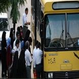 خدمات رایگان ناوگان اتوبوسرانی شهر یزد در روز اول مهر