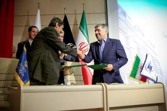 (تصاویر) امضای تفاهمنامه میان معاونت علمی و فناوری ریاست جمهوری و شرکت فرودگاهها