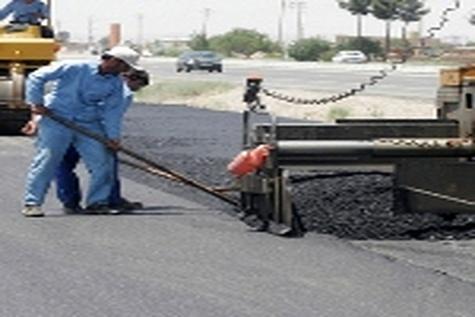 تخریب سریع جادهها به دلیل استفاده از قیر تقلبی در راهسازی