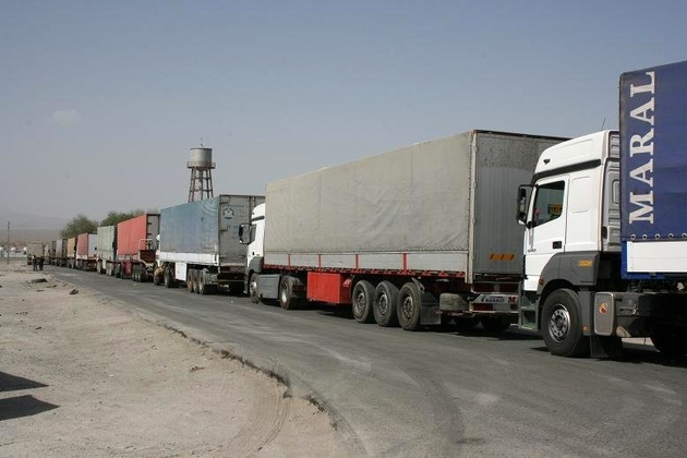 موانع حملونقل بین ایران و عراق رفع شود