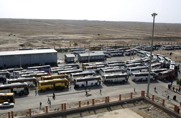 مسئولیت بزرگ رانندگان اتوبوس در حفظ ایمنی تردد مسافران اربعین