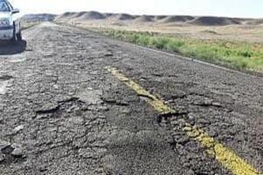 سرمایه های ملی در آستانه نابودی/ جاده ها را دریابید