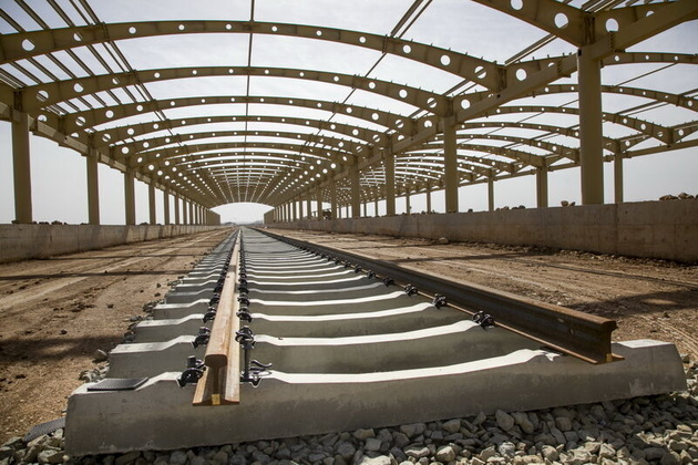 Iran prepared to build Shalamcheh-Basra railway