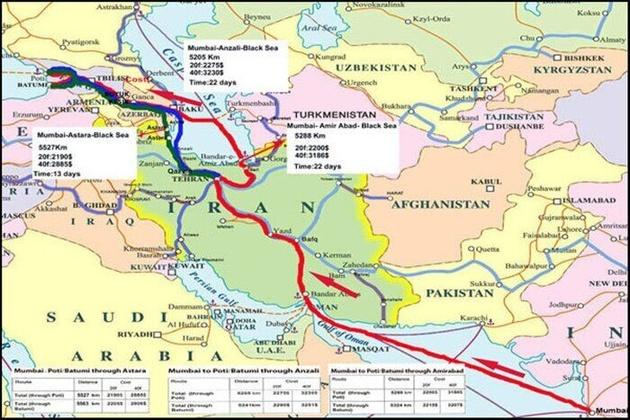 راهگذر ریلی شمال - جنوب مسیری طلایی برای رونق اقتصادی ایران