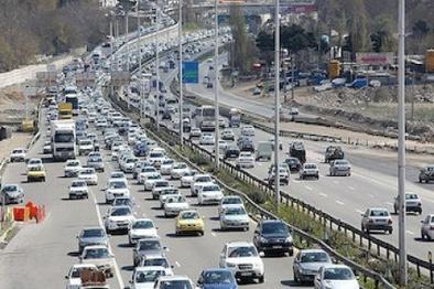 ورود بیش از 3 میلیون و 727 هزار خودرو به خراسان شمالی در 5 ماهه نخست سال جاری