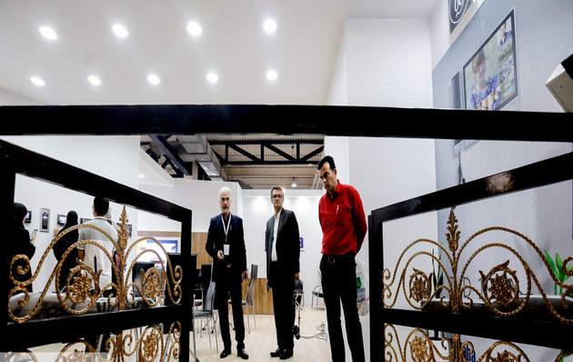 نخستین نمایشگاه بینالمللی ساخت و ساز آغاز به کار کرد